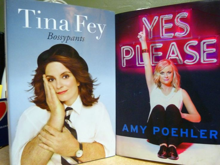 Tina Fey & Amy Poehler Are Goddesses of the 21st Century