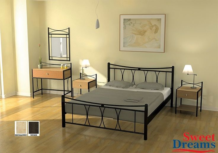 Γιάννης Πανάρας: Μεταλλικά κρεβάτια