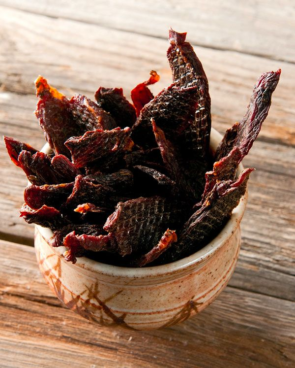 duck or goose jerky recipe