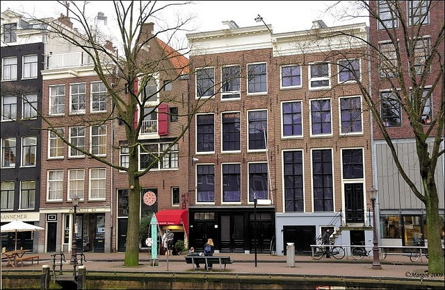 Anne Frank Museum Prinsengracht 263 Amsterdam Someday