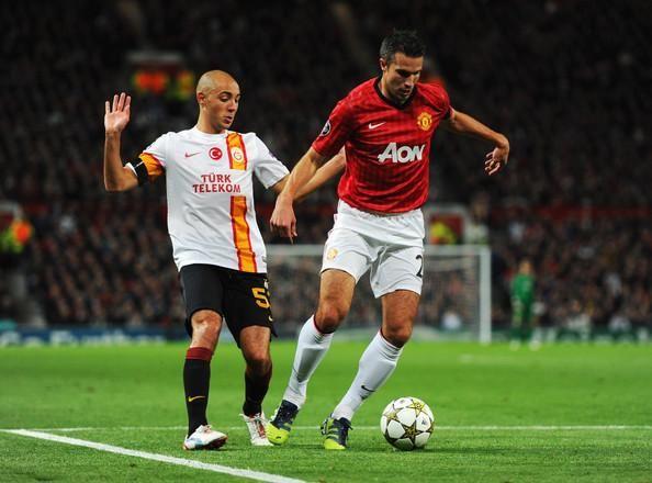 Robin van Persie vs Galatasaray