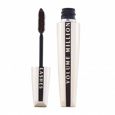 Loreal Paris 1 Million Lashes Mascara Bruin. Bestel nu Loreal Paris 1 Million Lashes Mascara Bruin voor € 17.99. Voor 22:00 uur besteld, Morgen in huis. Voordelig en vertrouwd Drogisterij.net
