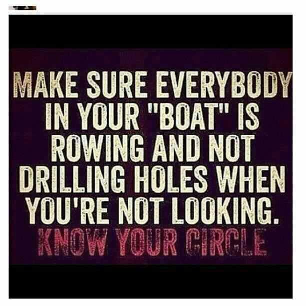 This can be a tricky business.  So many people just cannot be trusted.  Beware! Real friends don't sink relationships.