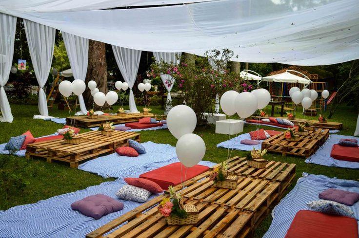Casamento Picnic pela manhã – Gabi e Rafael http://lapisdenoiva.com/casamento-picnic-gabi-e-rafael/ Foto: Revoar Fotografia