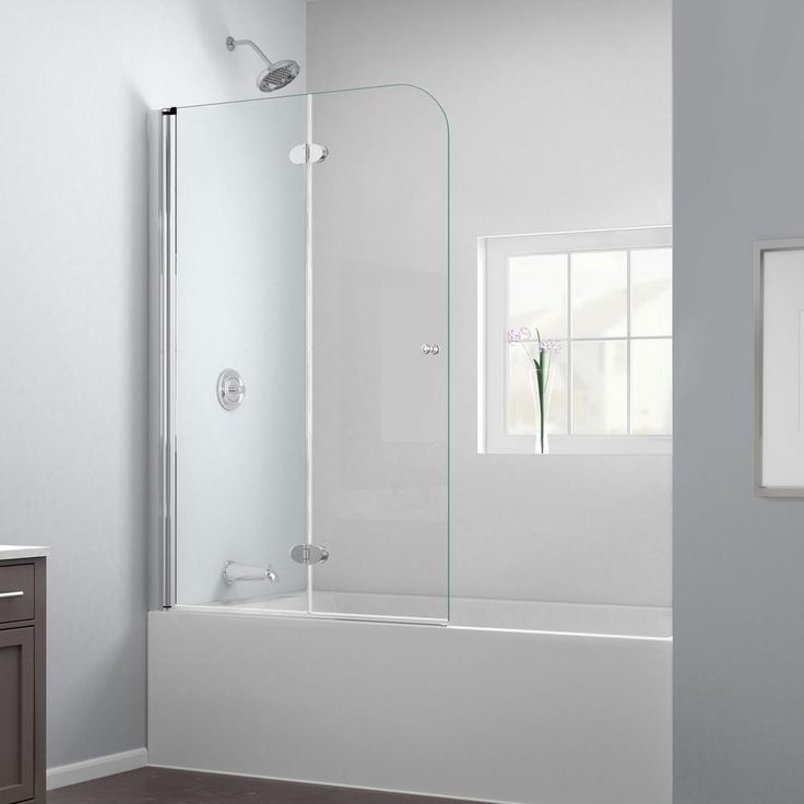 1000 Ideas About Tub Shower Doors On Pinterest Tub