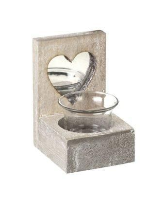Eigen Interiors - Parlane Wooden Mirror Heart Tealight Holder, £5.95 (http://www.eigeninteriors.co.uk/parlane-wooden-mirror-heart-tealight-holder/)