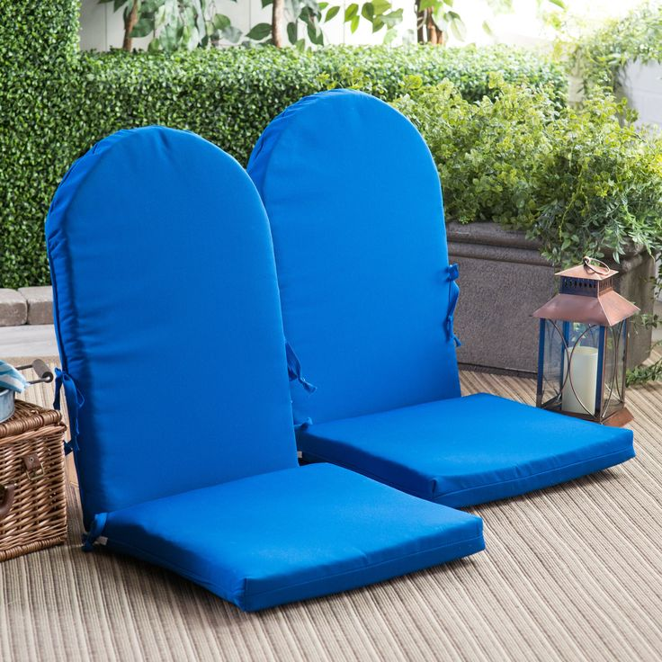 Best 25 Adirondack chair cushions ideas on Pinterest