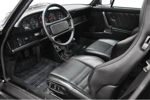 1987 Porsche 911 Turbo | 734864 | Photo 12 Full Size