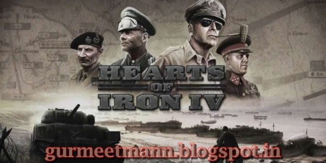Hearts of Iron IV | Download Full Version Free PC Game