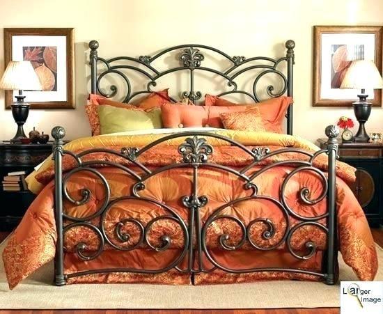 Ziemlich Antik Metall Bett Eisenbett Eisenmobel Und Bett Ideen