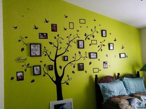 25 best ideas about family tree mural on pinterest for Diy family tree wall mural
