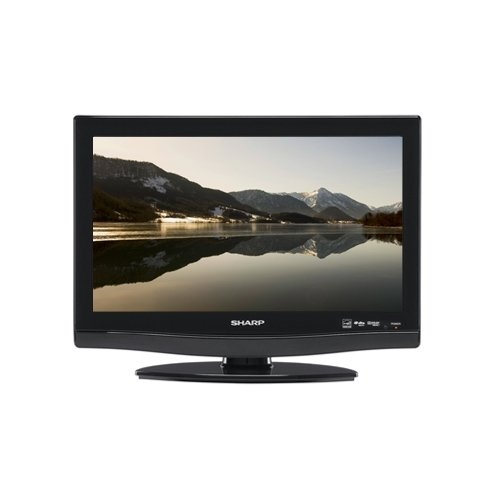 sharp 19 inch tv. sharp aquos lc19dv28ut 19-inch lcd tv/ dvd combo unit black: http: 19 inch tv