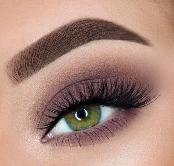56 Trendy Smokey Eye Make-up für Anfänger 2019 – FRISUREN & MAKE-UP IDEEN
