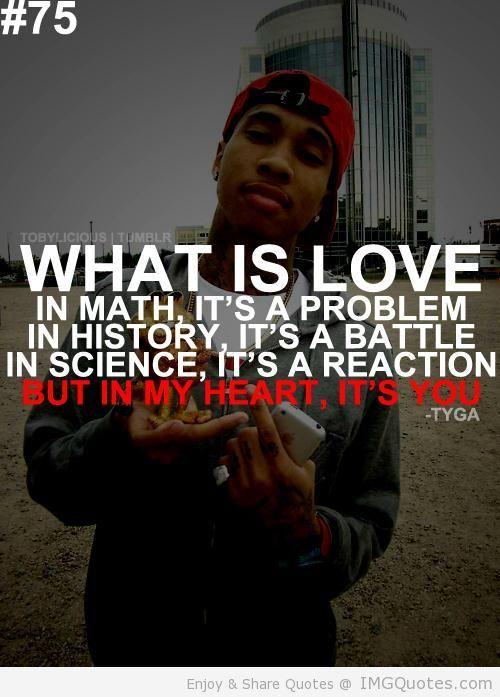 Future Rapper Quotes Tumblr | Rap Quotes About Love Tyga Quote …