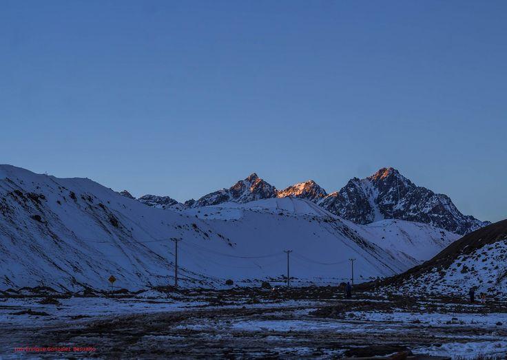 Cordillera de Los Andes, Región Metropolita, Chile