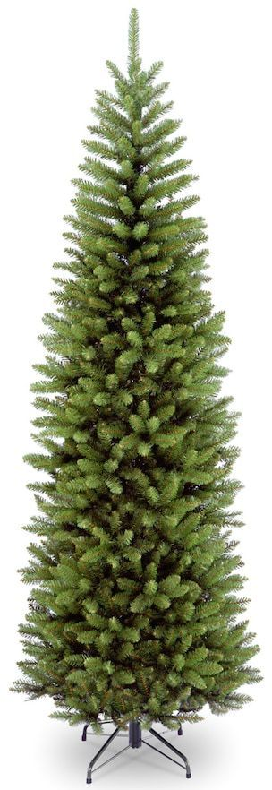 National Tree Company 7.5-ft. Kingswood Fir Slim Artificial Christmas Tree