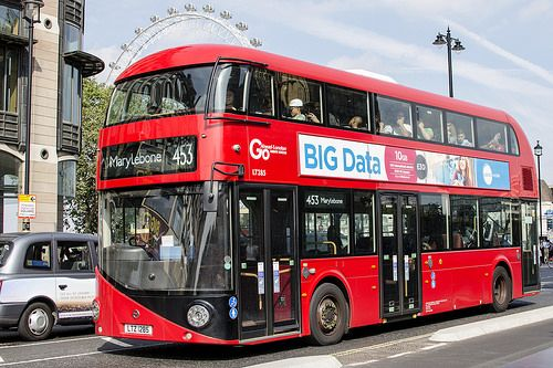 Boris bus | These buses replaced the ageing but loved Routem… | Flickr