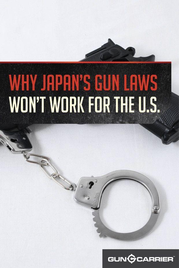 An examination of the gun control act