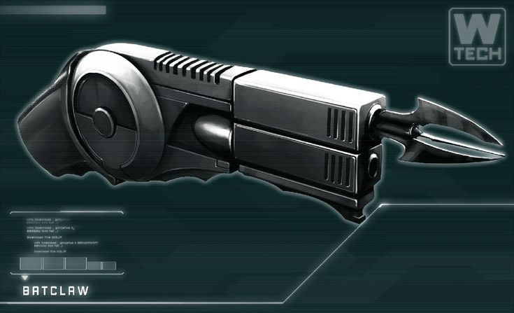 Batman gadgets | Let me know what you think and the grapple guns you like! #iCollectatEE #CapedCollector