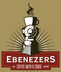 Did you know Ebenezers Coffeehouse has 2SAM7:12 on every cup sleeve!?