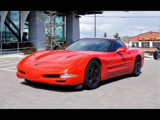 Coupe 1999 Chevrolet Corvette Coupe With 2 Door In Reno Nv