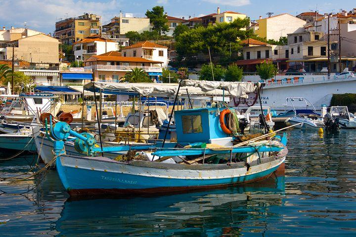 Neos Marmaras © 2012 Goran Kojadinović / Νέος Μαρμαράς #Sithonia #Halkidiki