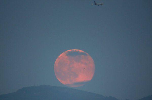 Así se ha visto la 'Superluna' en el mundo |