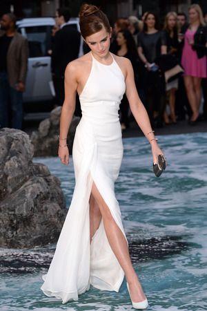 'Noah' film premiere, London, Britain - 31 Mar 2014 Emma Watson 31 Mar 2014