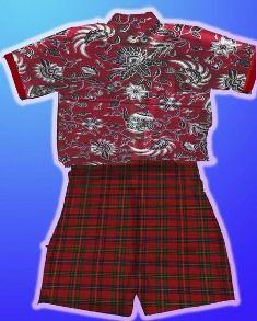 Sudah sejak lama, di negara kita, para pelajar diwajibkan menggunakan seragam batik pada hari-hari tertentu. Hal ini dilakukan untuk menciptakan rasa memiliki pada batik sebagai warisan nenek moyang. Sehingga, batik bukan lagi hal yang langka, melainkan pakaian sehari-hari masyarakat Indonesia.