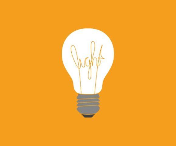 Light Bulb Logos | Design blog | design | Pinterest