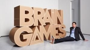 Brain Games returns with sixteen new episodes, each chock full of interactive games and experiments designed to mess with your mind and reveal the inner-workings of your brain.