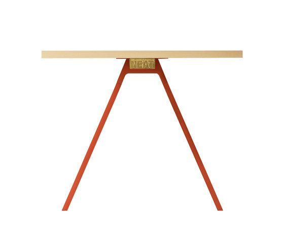 Dining tables | Tables | Neat | Kristalia | Christophe Pillet. Check it out on Architonic