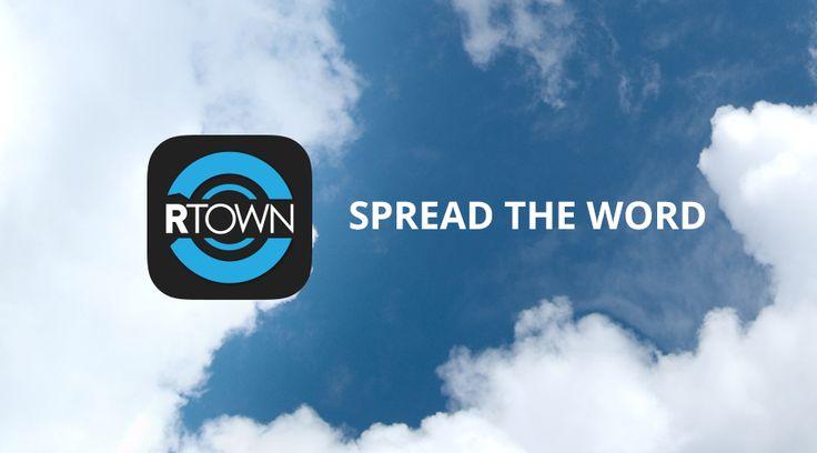 We're thrilled to officially launch the RTOWN Referral Program. It's Simple: Know of a local business that you would love to earn rewards from? Invite them to sign up with us. Once they become an RTOWN customer, you will receive a $50 gift card to that business from RTOWN.