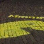 Illegale graffitispuiter Oisterwijk staat op foto (Update)