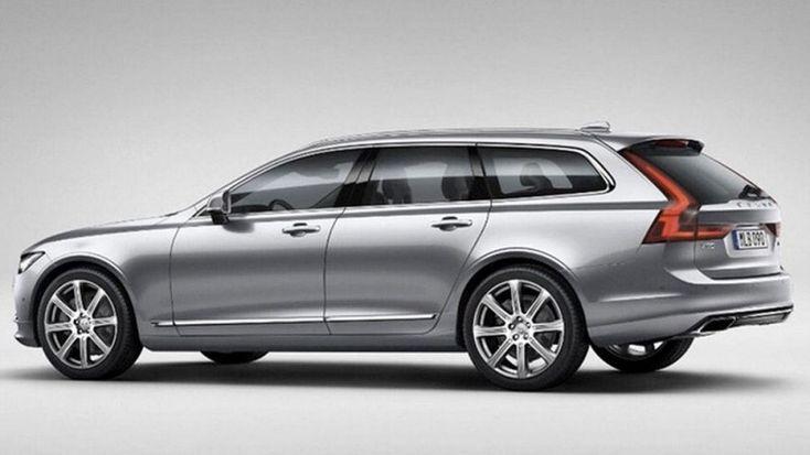 2017 Volvo V90 Estate Wagon