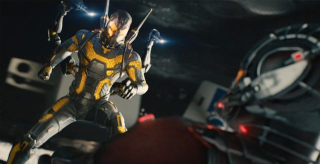 THE AVENGERS & IRON MAN Are Name-Dropped In Final Trailer For ANT-MAN