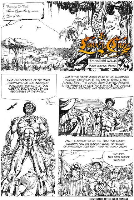 La Loma de la Cruz- Page 1