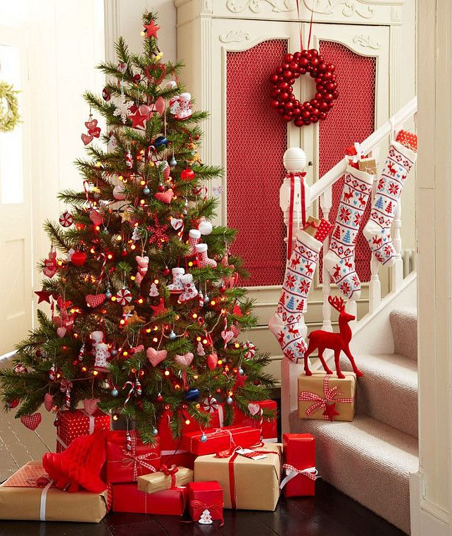 Holiday Home Design Ideas: Interior Design Ideas: Christmas Decorating Ideas