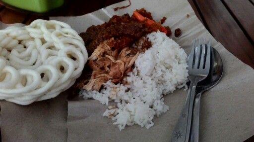 gudeg rice wijilan