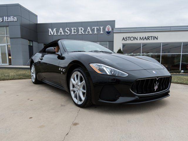 Ferrari Dealership Nc >> 2018 Maserati Granturismo Convertible Sport Greensboro Nc