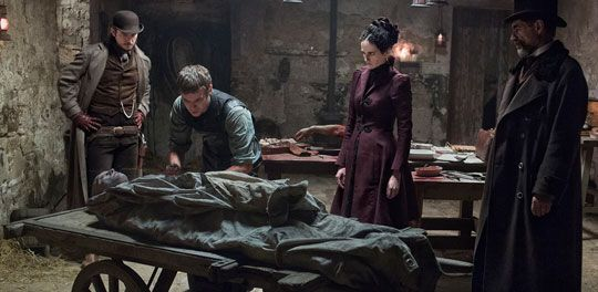 Learn More About TV Series Penny Dreadful and the Cast - Showtime