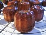 Mini-cannelés bordelais : la meilleure recette : Etape 5