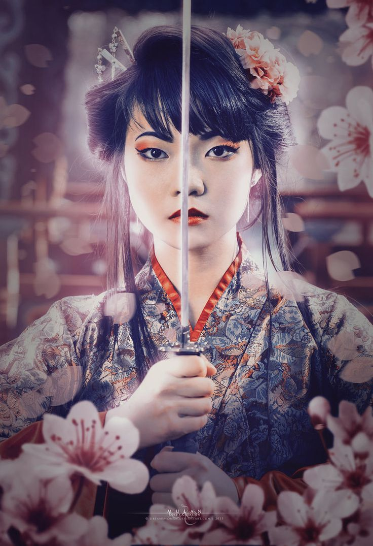 Mulan by dreamswoman on DeviantArt