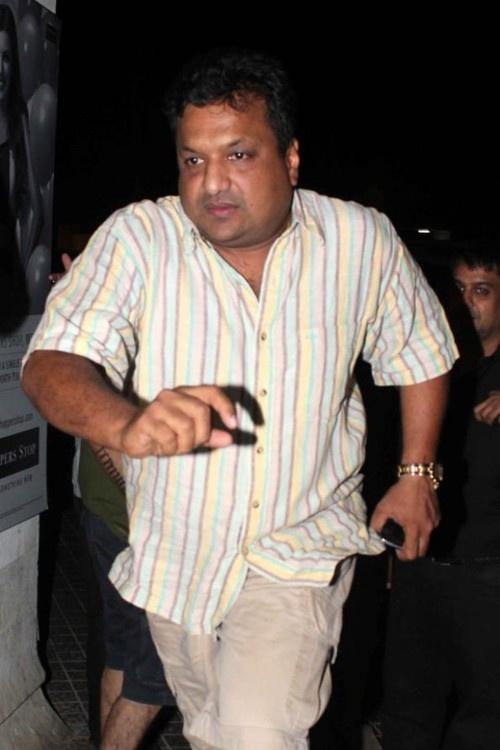 'Shootout at Wadala' Movie Special Screening hosted by John Abraham at PVR in Mumbai