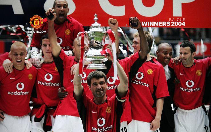 FA Cup Winners 2004