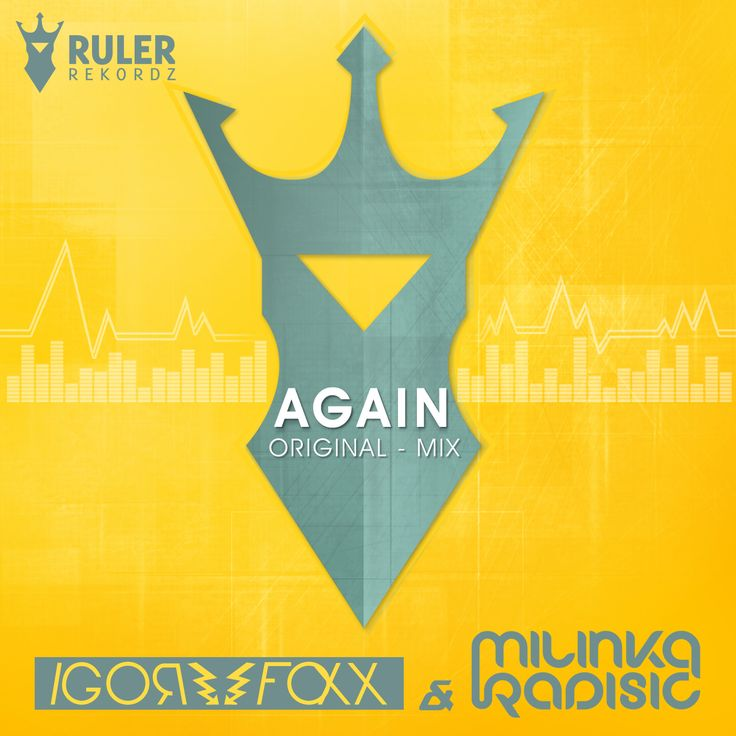 RRZ014 Again (Original Mix) - Igor Foxx & Milinka Radisic  http://www.beatport.com/release/again-original-mix/1403949