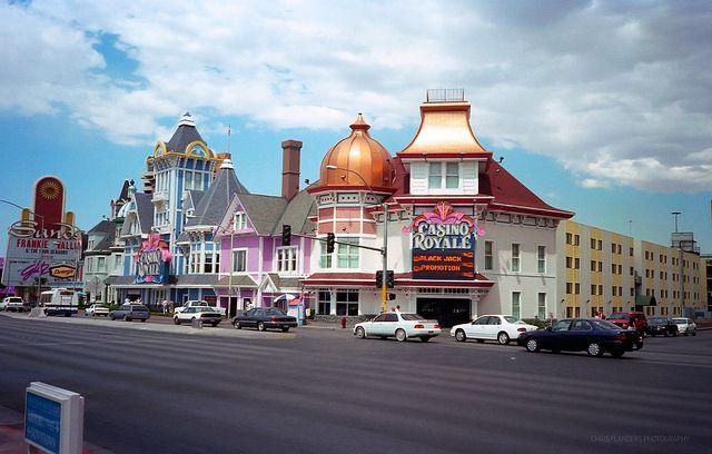 Casino Royale - Las Vegas 1995 by GraphiChris, via Flickr