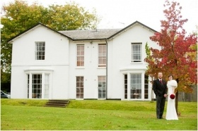 Hawkwell House Hotel,Oxford,Afternoon Tea wedding package. £500 venue; £78-88 per person.