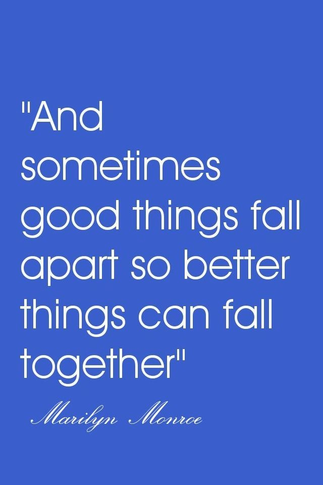 #Marilyn_Monroe_Quotes (Better Things) http://aussie-slang.com