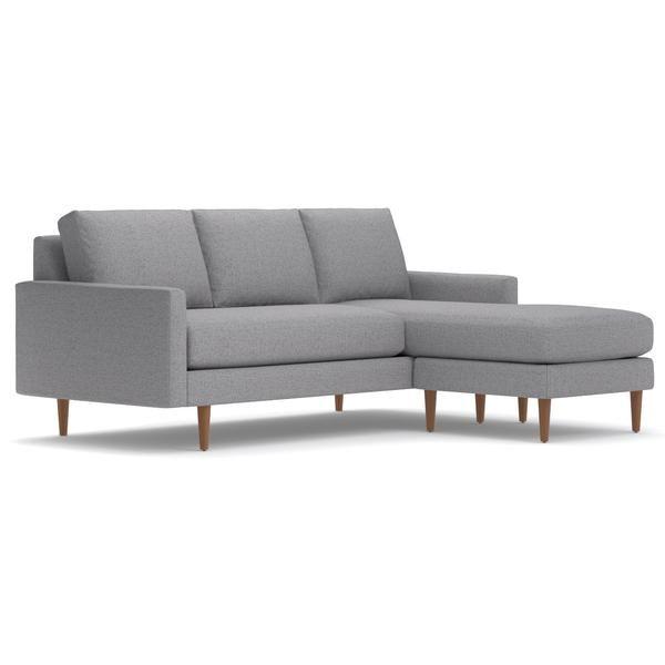 Scott Reversible Chaise Sofa from Kyle Schuneman CHOICE OF FABRICS – Apt2B